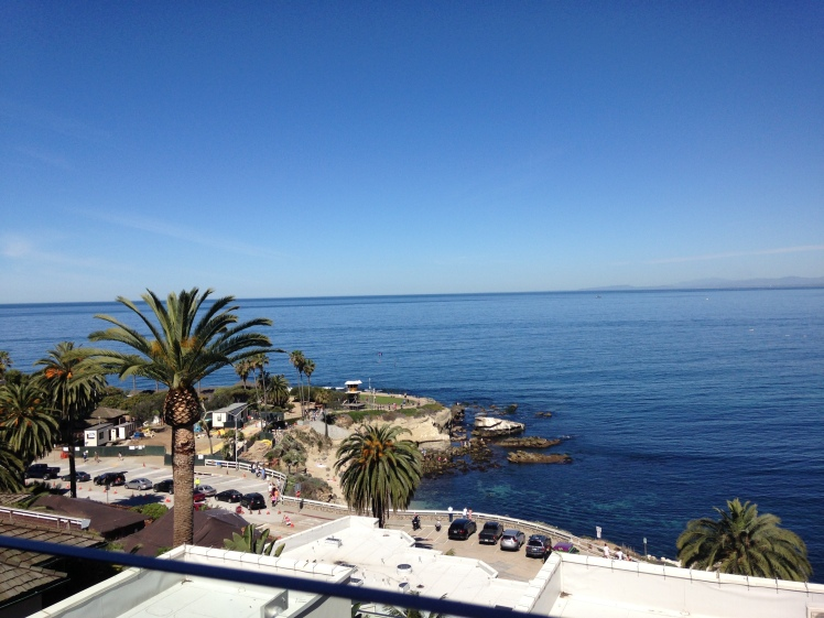 Our trip to La Jolla in 2015